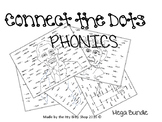 Connect the Dots, Dot to Dot Phonics Mega Pack