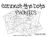 Connect the Dots, Dot to Dot Phonics Mega Pack