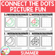 Connect the Dots Picture Fun - Summer
