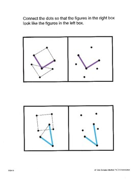 Connect the Dots Set 2