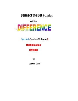 Connect the Dots with a Difference -- Grade 2 Vol. 2