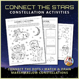 Stars and Constellations - Activities & Worksheets