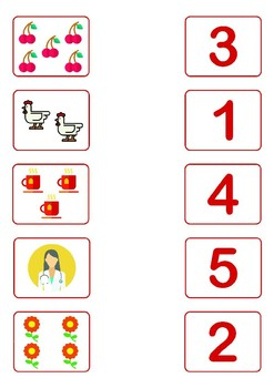 Connect the numbers (numbers from 4 to 10)