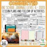 Connected Level 4 2020 Feeling the Heat | NZ School Journals