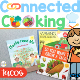 Connected Cooking Tacos Unit   Interactive Read Aloud, Vis