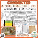Connected Level 3 2020 Kaitiakitanga | NZ School Journals