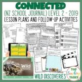 Connected 2019 Level 2 Wild Discoveries | NZ School Journals