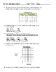 Connected Mathematics Grade 7 Moving Straight Ahead Adapted Homework