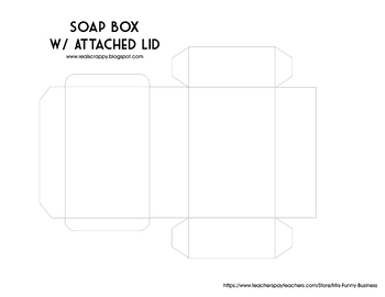 Connected Soap Box Pattern & Photoshop Tutorial