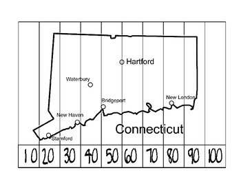 Connecticut Counting Puzzle