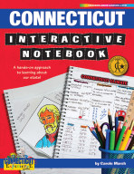 Connecticut Interactive Notebook: A Hands-On Approach to Learning About Our State!