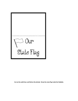 Connecticut Lapbook/Interactive Notebook.  US State History Geography