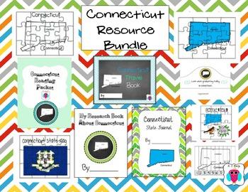 Connecticut Resource Bundle-10 Resources