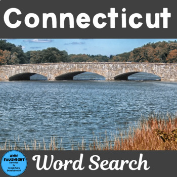 Connecticut Word Search