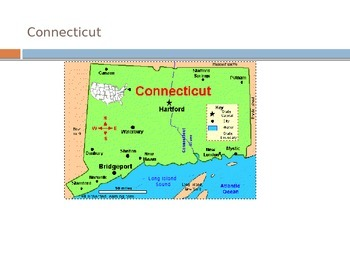 Connecticut State Information Presentation