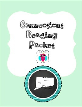 Connecticut State Reading Packet