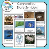 Connecticut State Symbols Cards