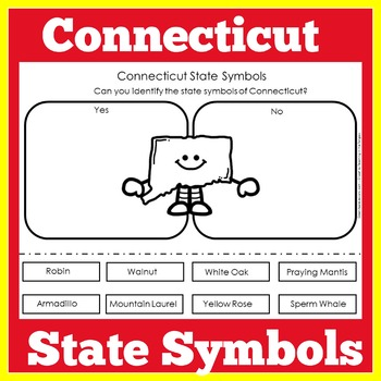 Connecticut Geography State Symbols