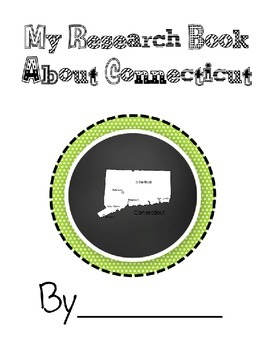 Connecticut Student Research Book