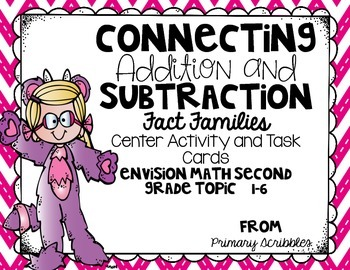Connecting Addition and Subtraction