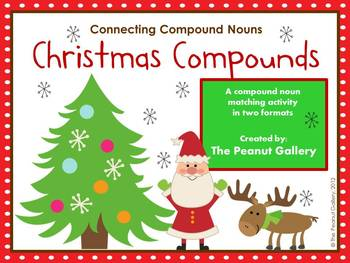 Connecting Christmas Compound Nouns