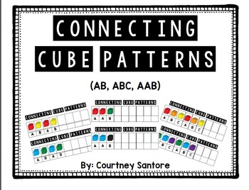 Connecting Cube Patterns