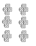 Connecting Cubes, Acorns