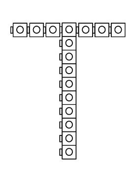 Connecting Cubes Q-U