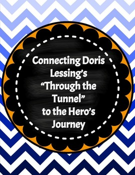 """Connecting Doris Lessing's """"Through the Tunnel"""" with The Hero's Journey"""