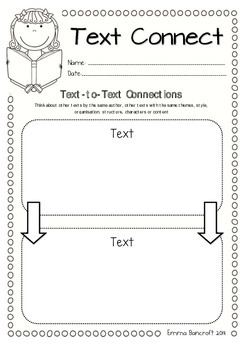 Connecting Guided Reading Strategy