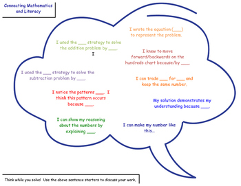Connecting Math to Literacy