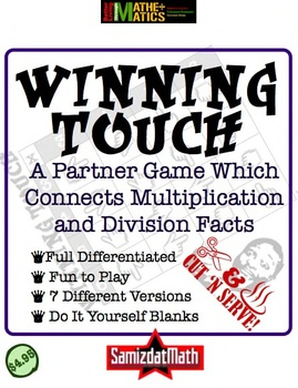 Multiplication and Division Through Play: Winning Touch