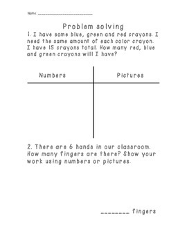 Connecting Numbers