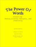 Connecting Poetry, Literary Analysis, and Creativity