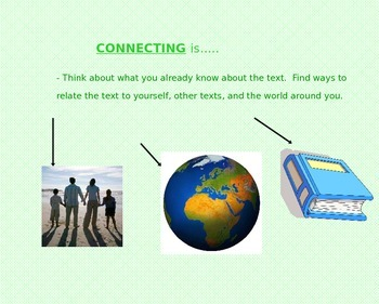 Connecting (Reading Strategy Mini-Lesson)
