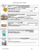 Connecting Themes for Social Studies, pg 1