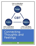 Connecting Thoughts and Feelings Worksheets