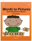 Language & Vocabulary Building Activities