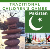 Connecting with Cultures Through Traditional Games - Pakistan