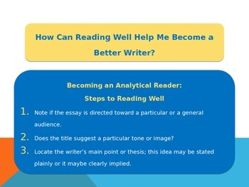 Connection with Reading and Writing