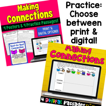 Connections Bundle of Activities