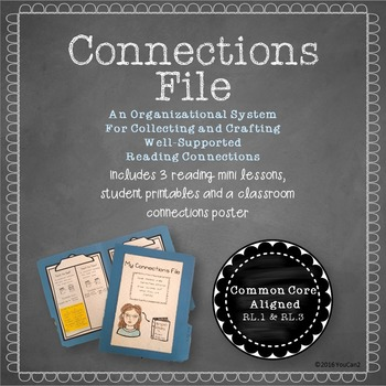 Connections File: An Organizational System for Collecting Reading Connections