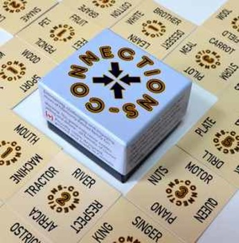 Connections Game Free Teacher Resources
