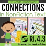 Connections RI4.3, Historical, Scientific, and Technical Texts
