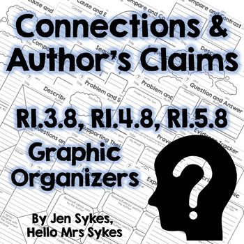 Connections and Author's Claims Info Text Graphic Orgs RI.3.8 RI.4.8 RI.5.8