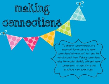 Connections for Comprehension