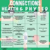 Connections in Health Bingo