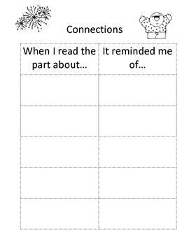 Connections recording page