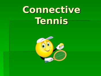 Connective Tennis!!