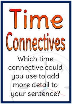 Connectives (BUNDLE PACK)